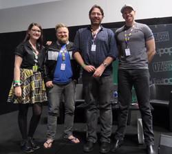 All-Ages Comics Panel, Sydney 2017