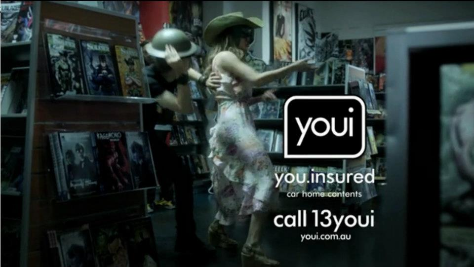 Soldier Legacy in Youi Insurance Ad