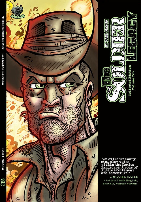 The Soldier Legacy - Collected Edition Vol. 2