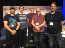 Frew Publications panel 2019