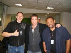 (right) James Tucker