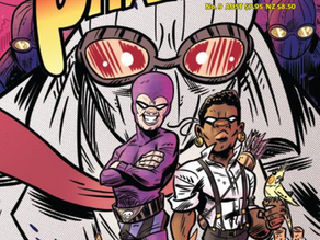 Kid Phantom #9 OUT NOW!