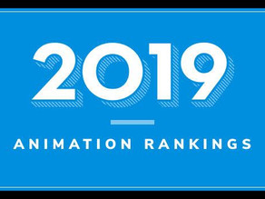 Griffith Film School Animation ranked #1 in Australia, #8th in World 2019