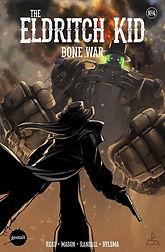 Bone War #4 James Brouwer