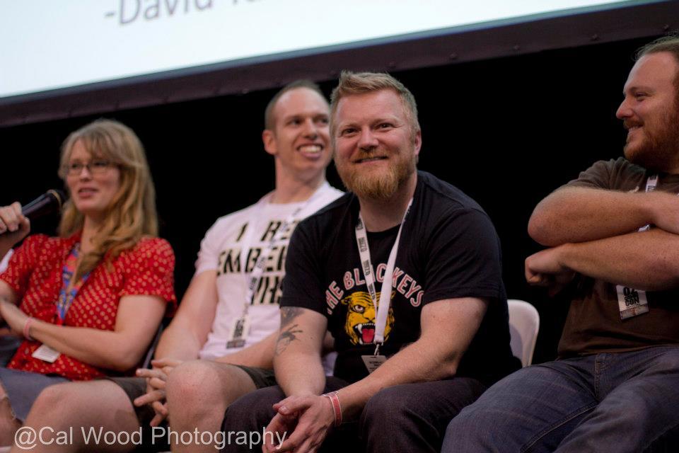 OCC Comics panel 2013