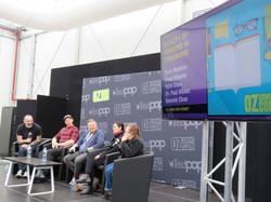 Realities of Publishing panel OCC