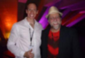 Paul Mason and Len Wein