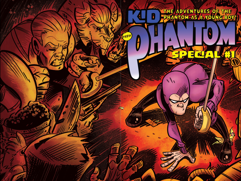 Kid Phantom Special #1