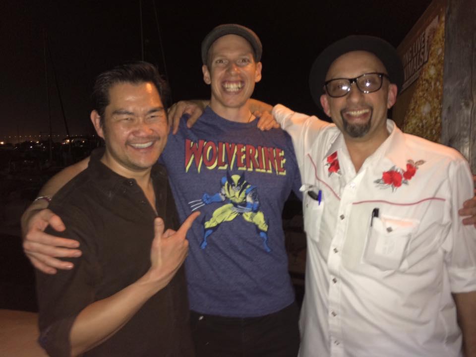 W. Chew Chan, Chris Sequeira