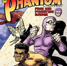KID PHANTOM #3 available online NOW!