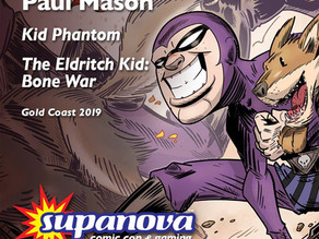 Paul Mason to attend Gold Coast Supanova in April