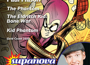 Paul to visit Gold Coast Supanova Expo