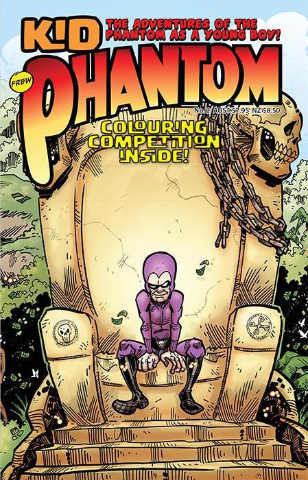 Kid Phantom #2