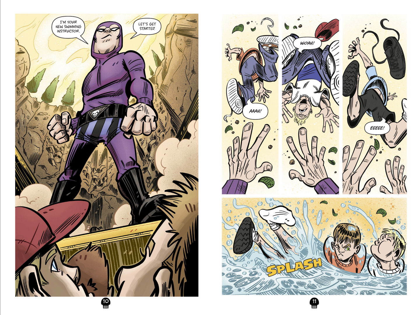 Page sample 2