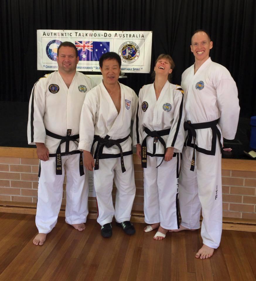 Grand master Seminar 2016
