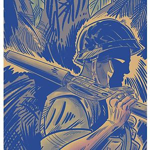 The Phantom: Vietnam 1 (Frew)