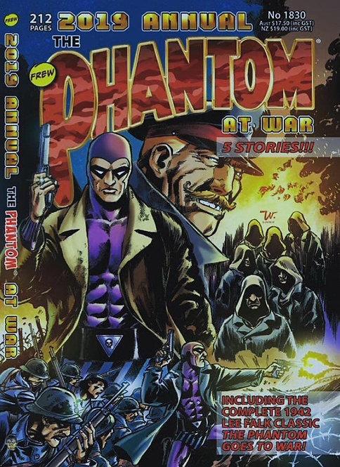 The Phantom: 2019 Annual (#1830)