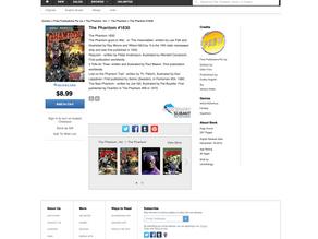 Paul Mason Digital comics available via Comixology