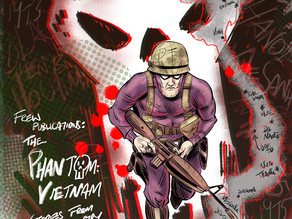 Paul Mason to write & draw 'The Phantom: Vietnam'