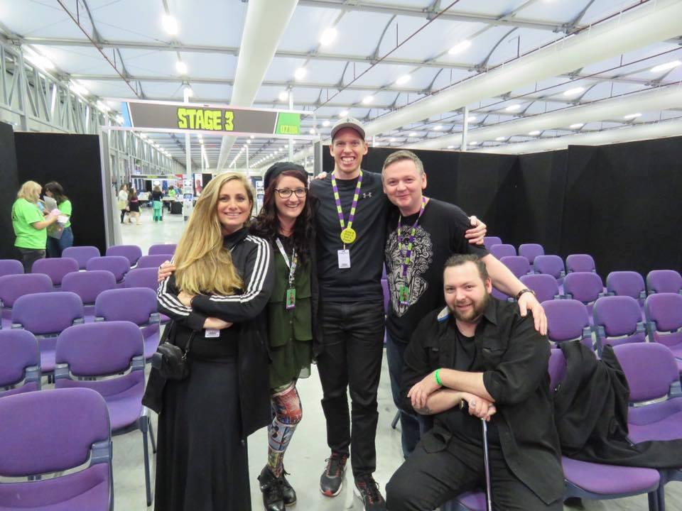 Oz Comic Con 2016 Gestalt Comics