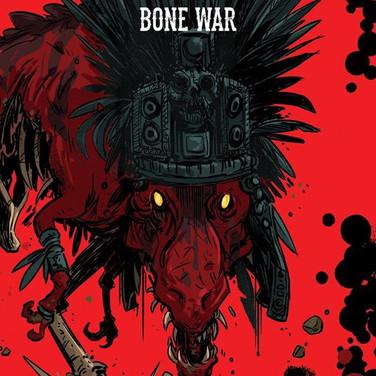 Bone War #2 Cover