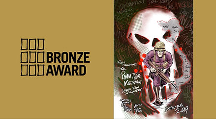 2020 Bronze Ledger Award The Phantom
