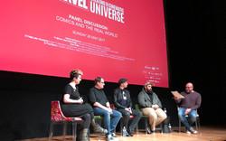 Marvel Cinematic Universe Panel