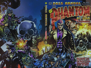 The Phantom 2019 Annual Out Now!