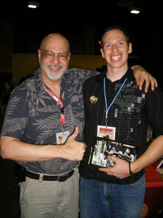 George Perez 2010