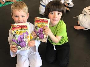 Kid Phantom signing day (& photo gallery)!