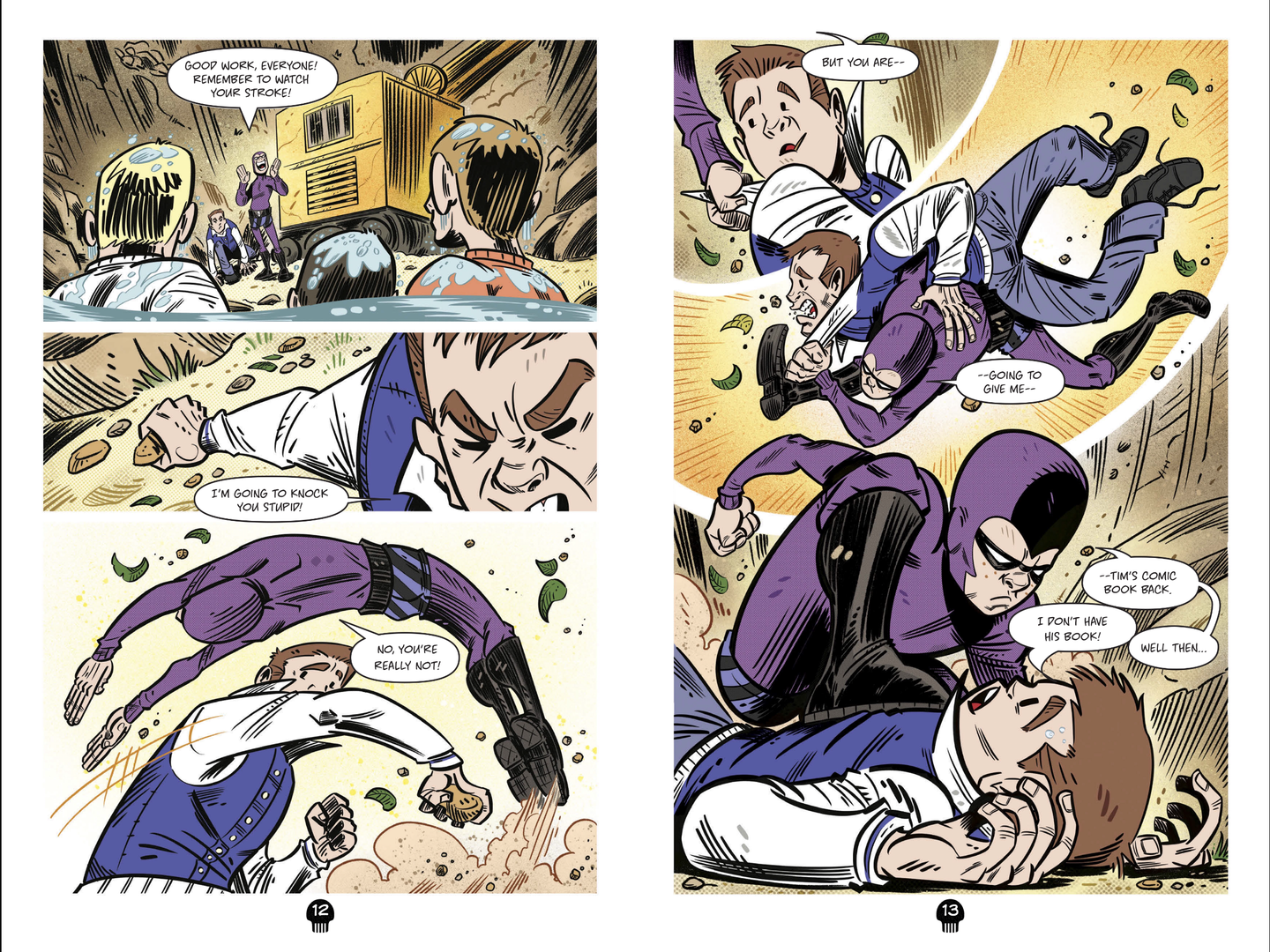 Page sample 3