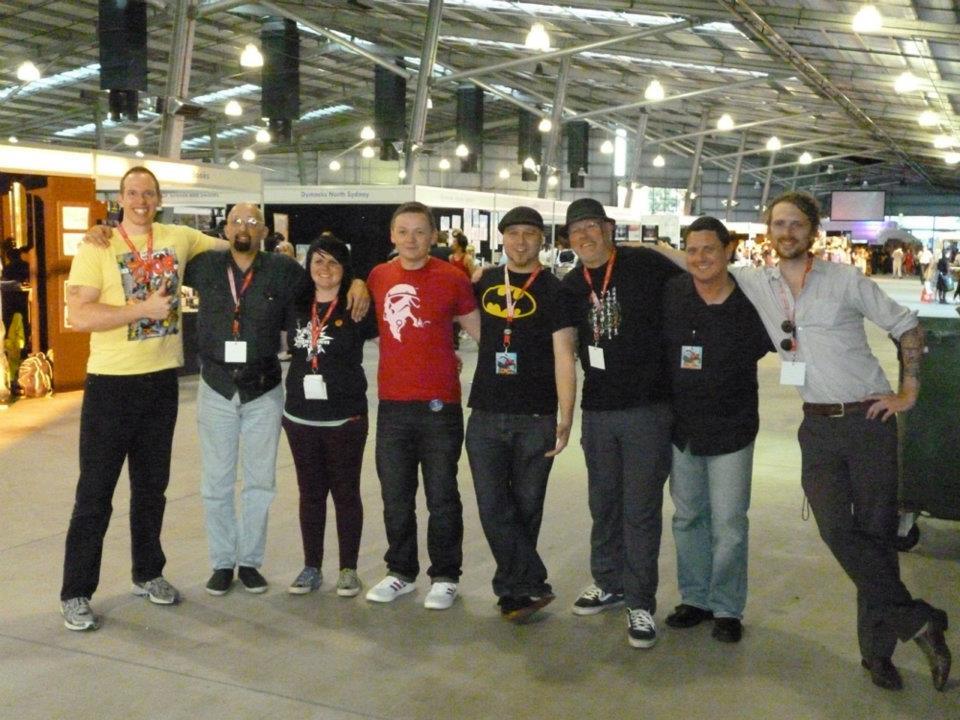 Comic Guest Supanova 2012