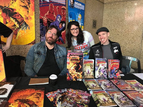 Free Comic Book Day 2018 at Kings Comics