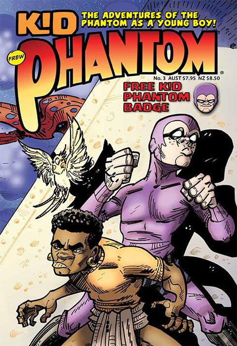 Kid Phantom #3