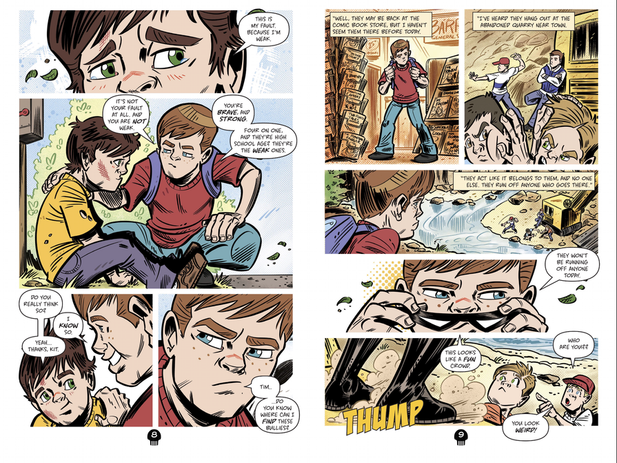 Page sample 1