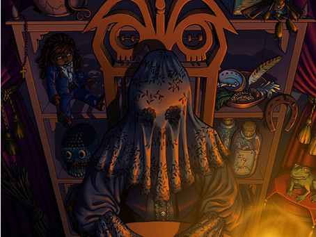 Eldritch Kid: Bone War #3 now available on Comixology!