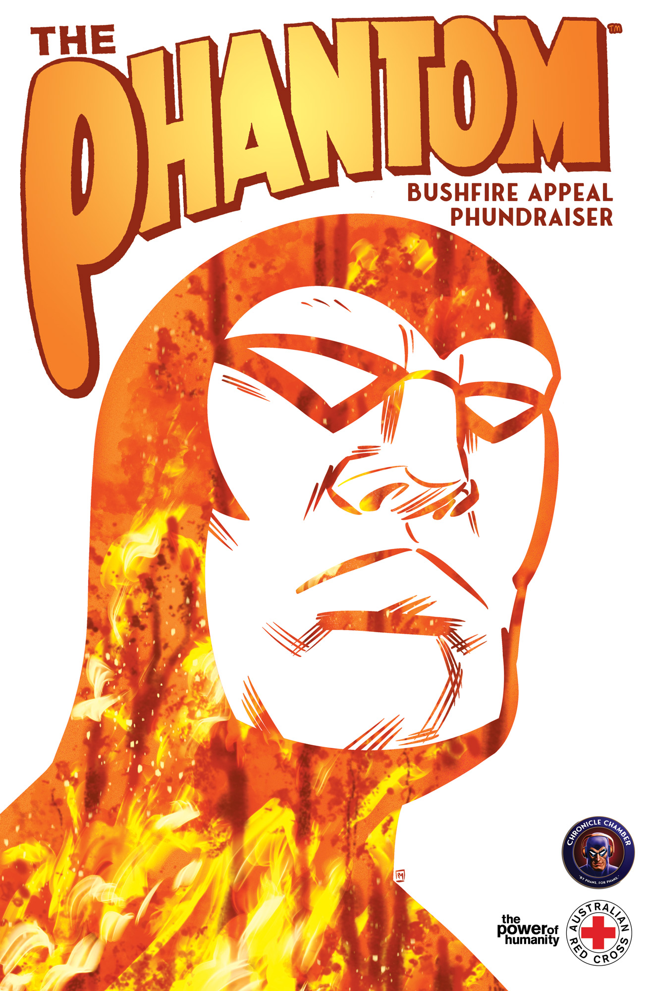 The Phantom Bushfire Appeal Phundraiser Book 2020