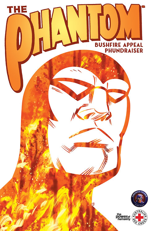 The Phantom Bushfire Appeal Phundraiser Book