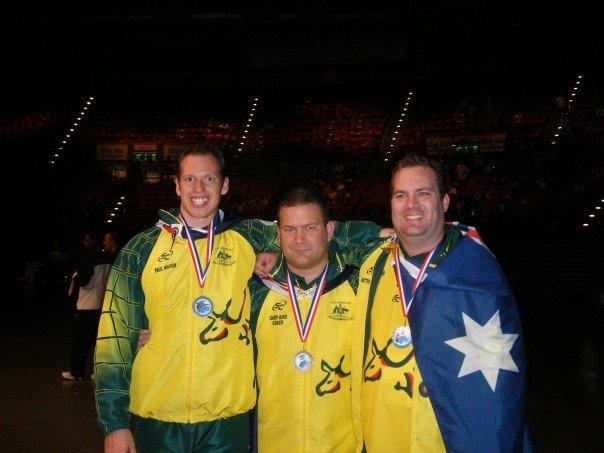 2007 World Championships