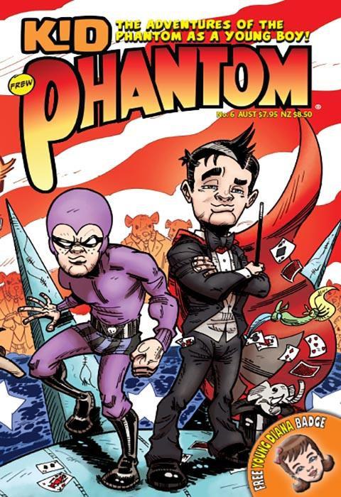 Kid Phantom #6