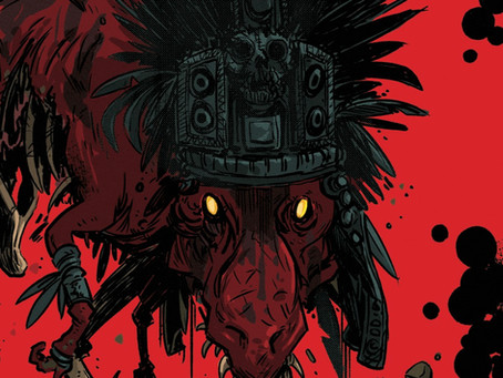 Eldritch Kid: Bone War #2 now available via ComiXology!