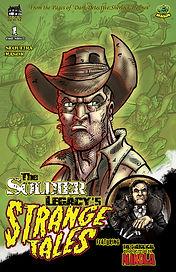 Soldier Legacy's Strange Tales #1