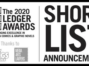 Bone War and Phantom: Vietnam shortlisted for 2020 Ledger Awards