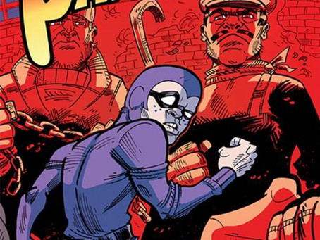 Kid Phantom #4 available NOW!