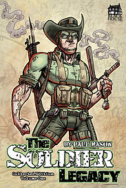 Soldier Legay TPB Vol 1 (1st cover)