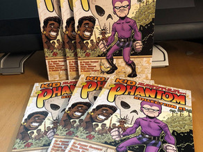 Kid Phantom Trade Paperback now on sale!