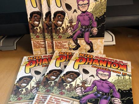 Kid Phantom Trade Paperback now on sale!