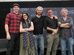 Comics to Movies Panel 2016