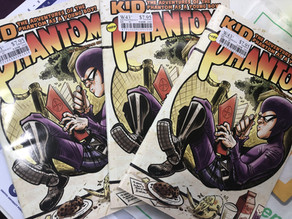 Kid Phantom #10 OUT NOW!