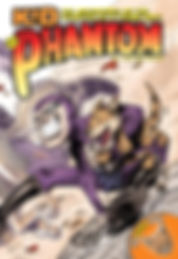 Kid Phantom #7